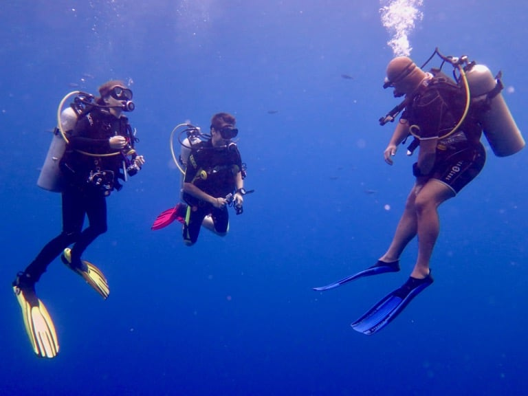Do you want to have your first diving certification?