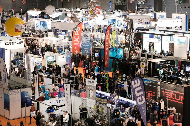 The 4 best reasons to go to a dive show