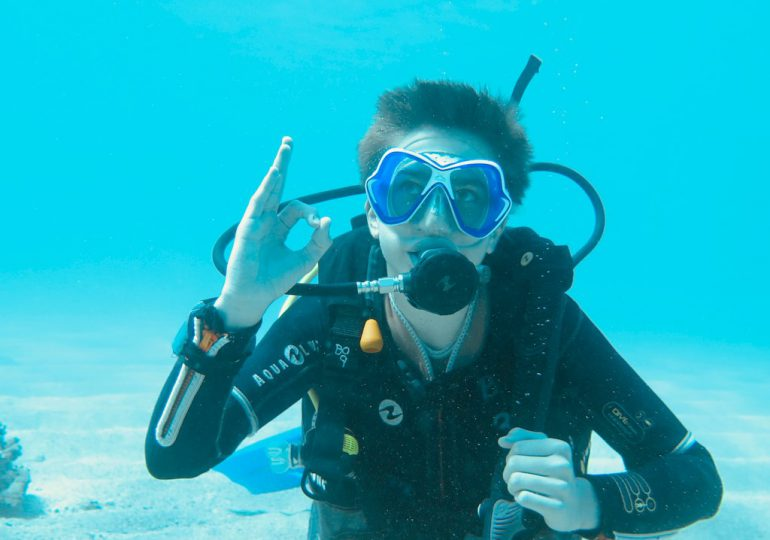 3 super tips to make your kids' dives incredible