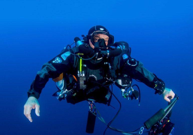Aldo Ferrucci :  parcours exceptionnel d'un amoureux des océans