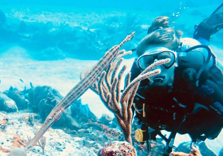 Scuba diving: who are these women ?
