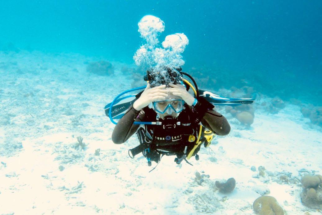 Comment garder la forme avec la plongée et le snorkeling
