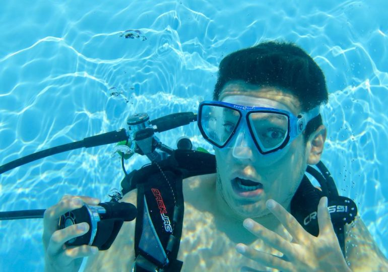 Here's why your dive training is bad !