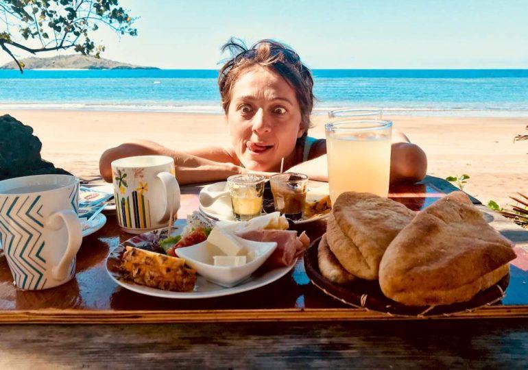 Que faut-il manger avant une plongée ?