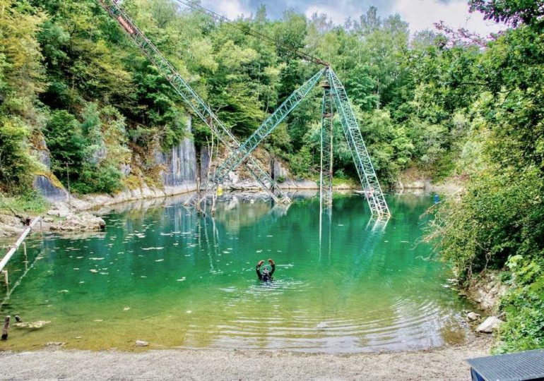 Rochefontaine: le premier centre de plongée multi-activités